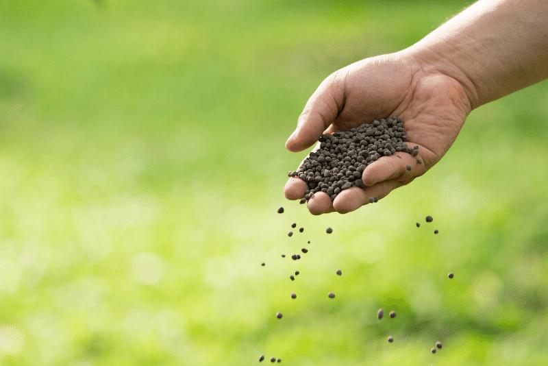 envase para fertilizante